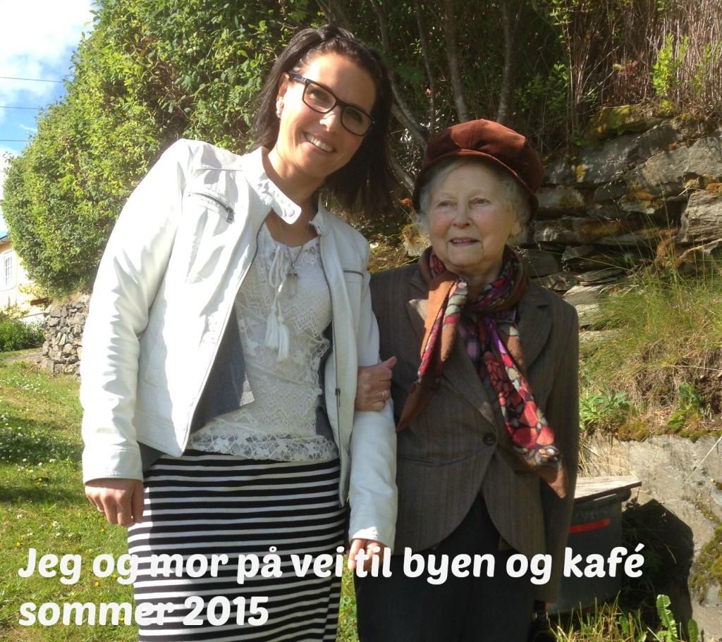 image Lisbeth og mor